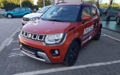 Suzuki Ignis 1.2 Hybrid GLX – NOVI MODEL – TEST VOZILO