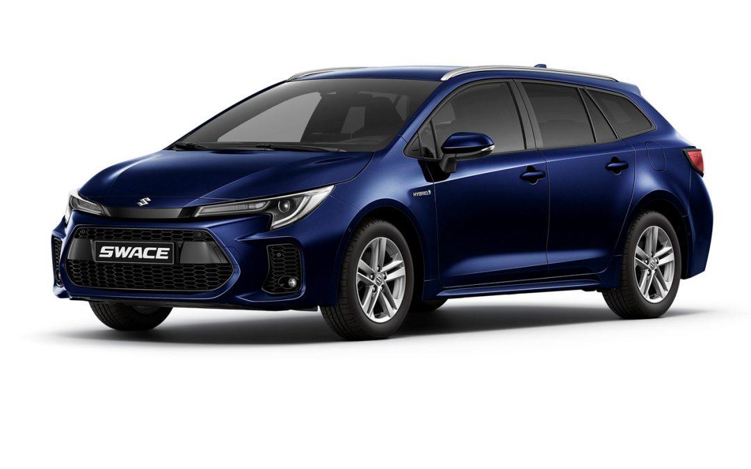 Stigao je novi hibrid Suzuki Swace!