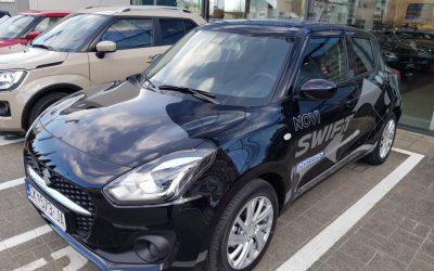 Suzuki Swift 1.2 Hybrid GL+ – TEST VOZILO