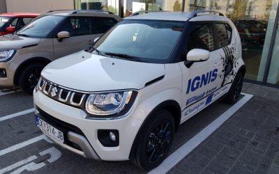 Suzuki Ignis 1.2 Hybrid GLX – TEST VOZILO