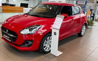 Suzuki Swift 1,2 Hybrid GL+