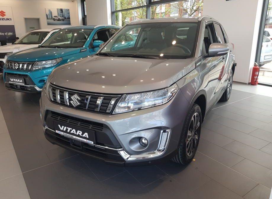 Suzuki Vitara 1.4 Hybrid Elegance 2WD
