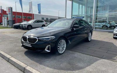 BMW 520d LCi Luxury Line