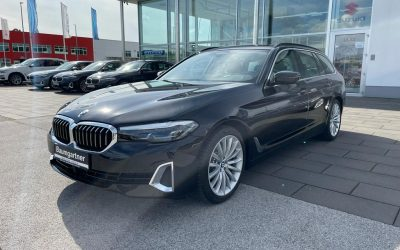 BMW 520d Touring LCi Luxury Line automatik