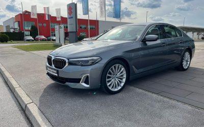 BMW 520d LCi Luxury Line automatik
