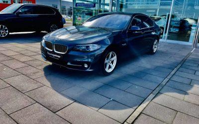 BMW 520d xDrive automatik