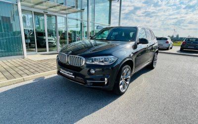 BMW X5 xDrive40d automatik